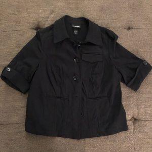 Lane Bryant stretch jacket, size 14